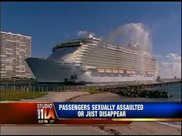 Cruise Line SERAPH Legal Liability Security - Cruise ship crimes