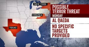 Terrorism Threat Election Day